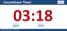 Countdown Timer2
